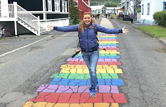 Isafjordur Color Street 2, 2018